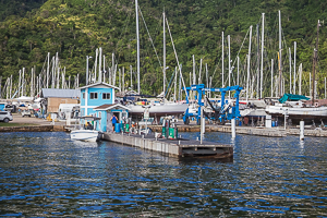 The Fuek Dock at Powerboats